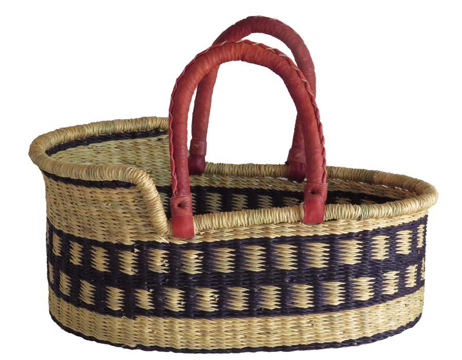 Basabasa Basket  Wave Basket.